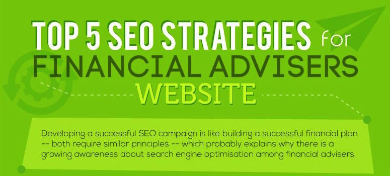 Top 5 SEO Strategies For Financial Advisers Website copy